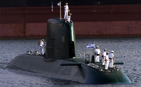 Ejército israelí estrena un nuevo torpedo submarino, silencioso e inteligente
