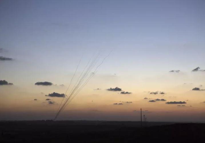 Treinta morteros son lanzados desde la Franja de Gaza, FDI ataca 25 objetivos de Hamás