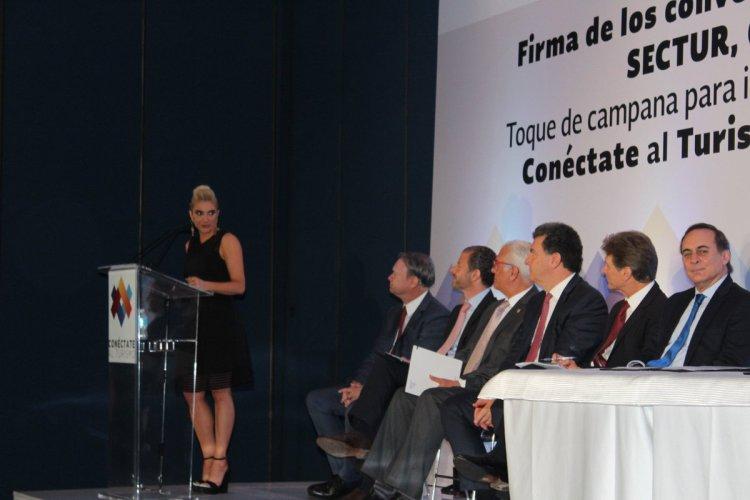 El turismo, ventana de oportunidad ante incertidumbre: Elena Achar