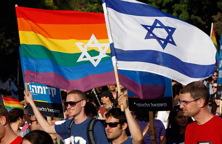 La historia nunca contada del orgullo LGBT en Israel