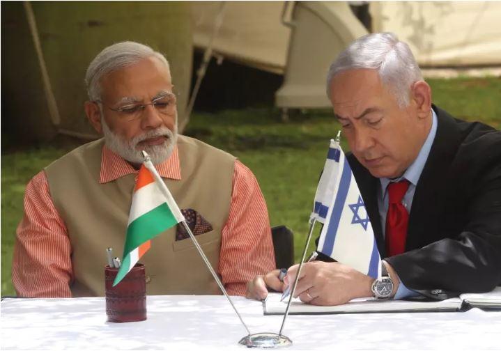 India-Israel: 1 año después de la visita de Modi