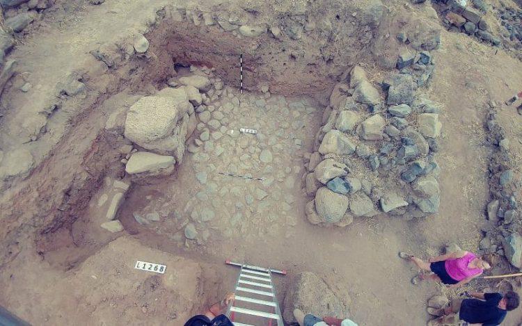 Antigua puerta descubierta en Galilea podría tener vínculo con el Rey David
