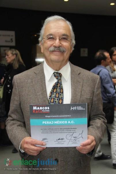09-OCTUBRE-2018-PREMIOS MARCOS KATZ EN EL MUSEO MEMORIA Y TOLERANCIA-2