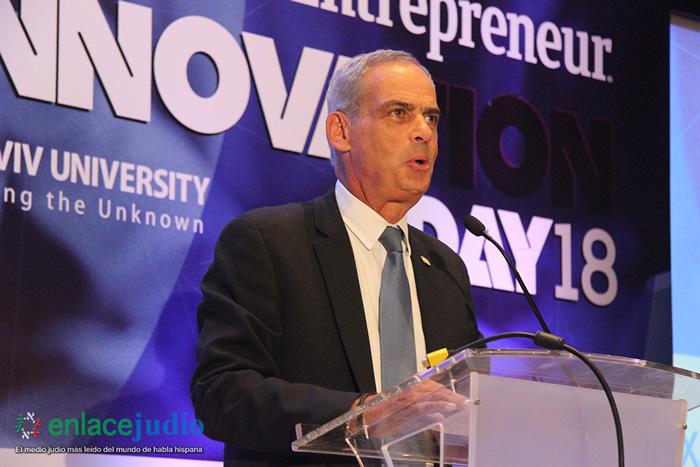 """El """"Innovation Day 18"""" acerca a la Universidad de Tel Aviv a México"""