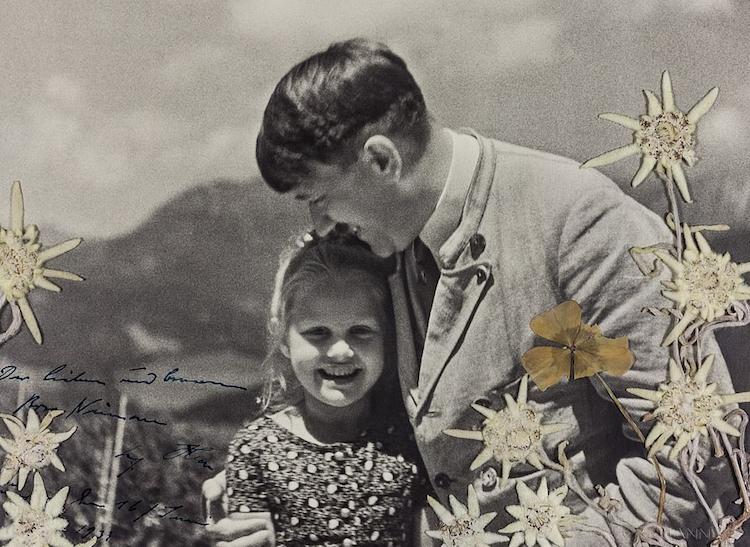 Rosa Bernile Nienau, la niña judía que conquistó el corazón de Hitler