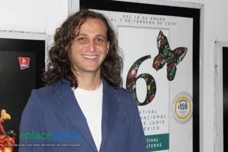 09-ENERO-2019-CONFERENCIA DE PRENSA FESTIVAL INTERNACIONAL DE CINE JUDIO MEXICO-13