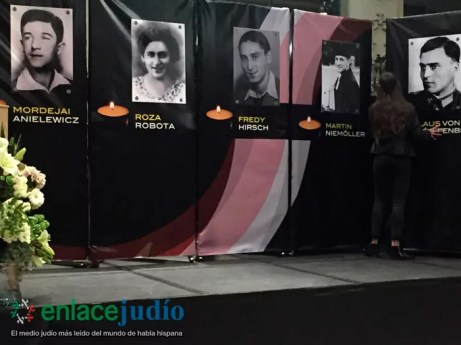 30-ENERO-2019-CONMEMORACION EN MEMORIA DE LAS VICTIMAS DEL HOLOCAUSTO EN EL COLEGIO HEBREO SEFARADI-6