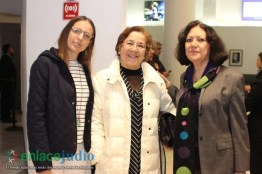 13-FEBRERO-2019-GIRA FEIDMAN & GITANES BLONDES CELEBRANDO A MARCOS KATZ ZL-100