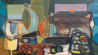 Jankel Adler - Pintor Judio Surreal - Arte - enlace judio - 3