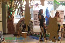 03-05-2019 EXPOSICIÓN EN EL KINDER DEL COLEGIO HEBREO TARBUT 13