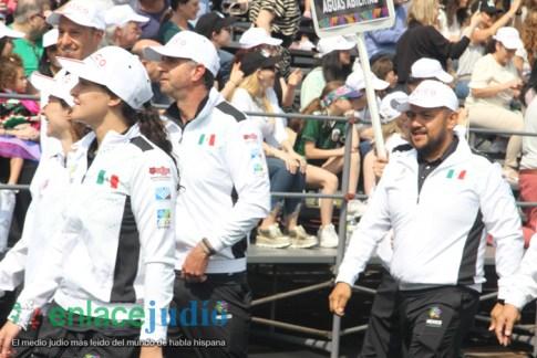 24-06-2019 ABANDERAMIENTO JUEGOS MACABEOS 2019 145
