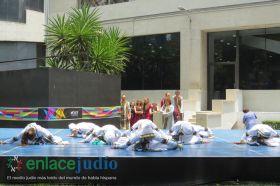 15-07-2019-GRUPOS REPRESENTATIVOS DE BAILES DEL CDI Y MONTE SINAI SE PRESENTARON EN PLAZA MACABI 110