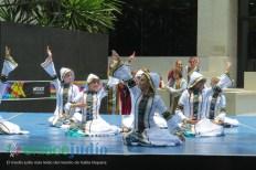 15-07-2019-GRUPOS REPRESENTATIVOS DE BAILES DEL CDI Y MONTE SINAI SE PRESENTARON EN PLAZA MACABI 111