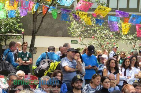 15-07-2019-GRUPOS REPRESENTATIVOS DE BAILES DEL CDI Y MONTE SINAI SE PRESENTARON EN PLAZA MACABI 30