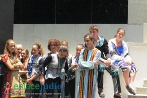 15-07-2019-GRUPOS REPRESENTATIVOS DE BAILES DEL CDI Y MONTE SINAI SE PRESENTARON EN PLAZA MACABI 82