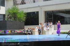 15-07-2019-GRUPOS REPRESENTATIVOS DE BAILES DEL CDI Y MONTE SINAI SE PRESENTARON EN PLAZA MACABI 98
