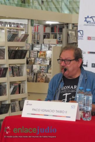 14-08-2019-CONFERENCIA DE PRENSA TERCER DEL FESTIVAL INTERNACIONAL DEL LIBRO JUDIO 5