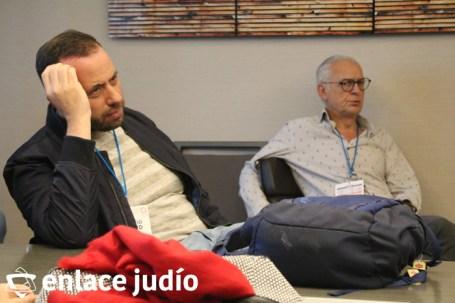 05-11-2019-LIMUD 2019 ARIELA KATZ Y SU LIBRO BOICOT EL PLEITO DE ECHEVERRÍA CON ISRAEL 5