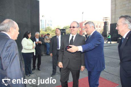 19-11-2019-OFRENDA EN EL MONUMENTO DE LA REVOLUCION POR PARTE DE LA CAMARA DE COMERCIO MEXICO ISRAEL 20