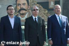 19-11-2019-OFRENDA EN EL MONUMENTO DE LA REVOLUCION POR PARTE DE LA CAMARA DE COMERCIO MEXICO ISRAEL 35