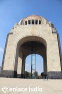 19-11-2019-OFRENDA EN EL MONUMENTO DE LA REVOLUCION POR PARTE DE LA CAMARA DE COMERCIO MEXICO ISRAEL 5