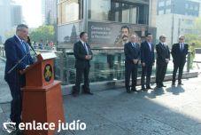 19-11-2019-OFRENDA EN EL MONUMENTO DE LA REVOLUCION POR PARTE DE LA CAMARA DE COMERCIO MEXICO ISRAEL 54