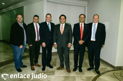 22-11-2019-CAMBIO DE PRESIDENTE COMISION INTERCOMUNITARIA DE HONOR Y JUSTICIA COMUNIDAD SEFARADI 24
