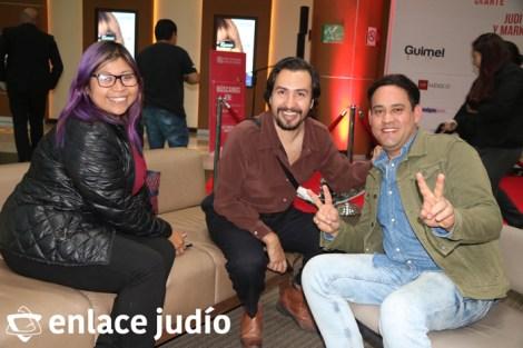 15-01-2020-ALFOMBRA ROJA DEL FESTIVAL INTERNACIONAL DE CINE JUDIO MEXICO 5