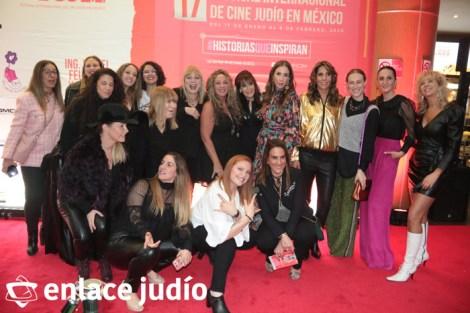 15-01-2020-ALFOMBRA ROJA DEL FESTIVAL INTERNACIONAL DE CINE JUDIO MEXICO 52