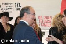 15-01-2020-ALFOMBRA ROJA DEL FESTIVAL INTERNACIONAL DE CINE JUDIO MEXICO 53