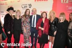 15-01-2020-ALFOMBRA ROJA DEL FESTIVAL INTERNACIONAL DE CINE JUDIO MEXICO 54