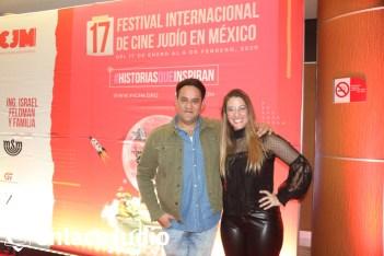 15-01-2020-ALFOMBRA ROJA DEL FESTIVAL INTERNACIONAL DE CINE JUDIO MEXICO 9