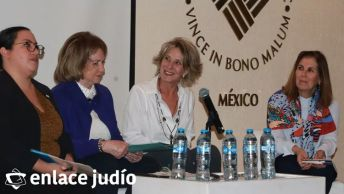 13-03-2020-CONFERENCIA PANEL ISRAEL Y MEXICO EN LA UNIVERSIDAD ANAHUAC 13