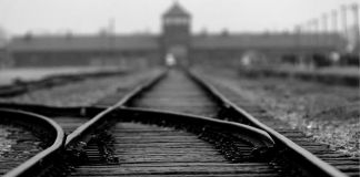 Antes y después. Resulta paradójico que una parte importante del homenaje sea recordar los horrores del confinamiento en guetos y campos.