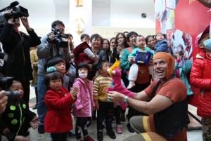 Embajada de Israel en México y Alianza Vida Independiente México organizaron capacitación de terapia de payasos para cuidadores de personas discapacitadas