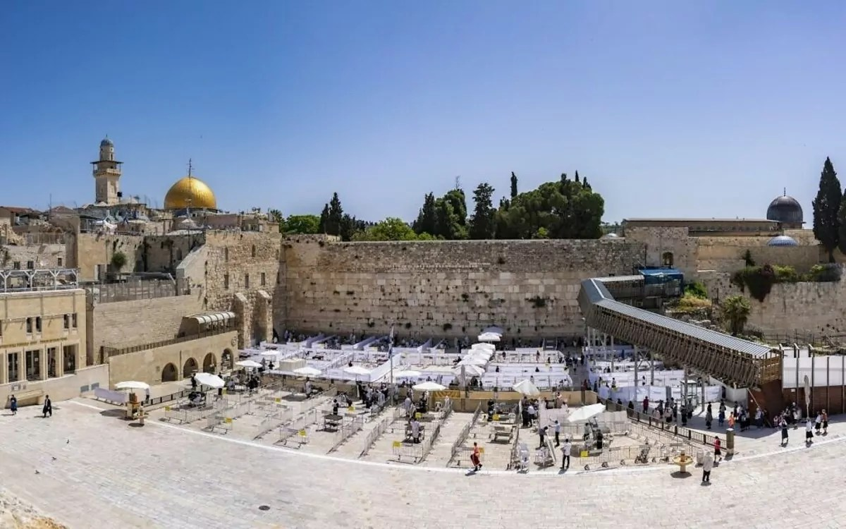 Hallado un complejo subterráneo de hace dos milenios bajo la antigua Jerusalén