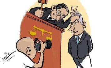 la foto del juicio