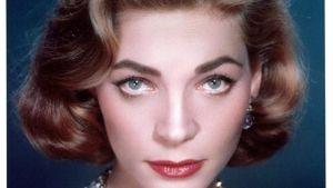 Lauren Bacall y el silbato de oro