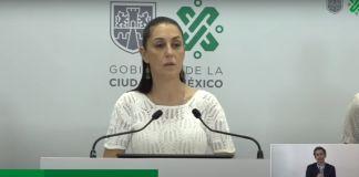 La capital mexicana se mantendrá con medidas de distanciamiento social como mínimo hasta el 15 de junio, indicó Claudia Sheinbaum Pardo