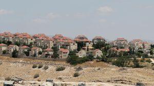 Judea y Samaria, anexion