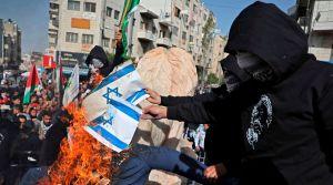Dia de ira, palestinos, anexion