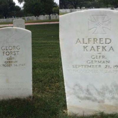 Departamento de Asuntos de Veteranos decide reemplazar las lápidas que tienen esvásticas