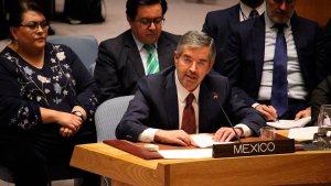 Mexico, Consejo de Seguridad