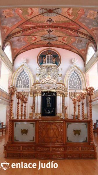 20-07-2020-CONOCE LA SINAGOGA HISTORICA NIDJEI ISRAEL Y SU HISTORIA 34