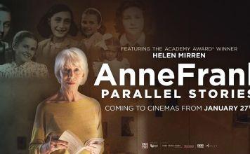 """A partir del primero de julio está disponible en México, a través de Netflix, el documental """"Descubriendo a Ana Frank"""" (""""Anne Frank: Parallel Stories"""")"""
