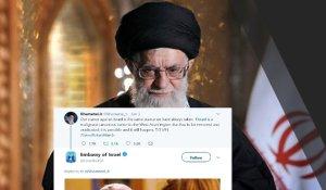 """El Centro Simon Wiesenthal acusó que Twitter """"respalda el terrorismo y el asesinato por defecto"""", luego de las publicaciones del líder iraní Ali Jamenei"""