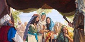 Solomon Rabinowitz fue entrevistado por un rico terrateniente judío, quería saber si había estudiado el pasaje bíblico sobre las hijas de Zelofehad