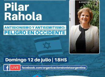 Antisionismo y antisemitismo: Peligro en Occidente