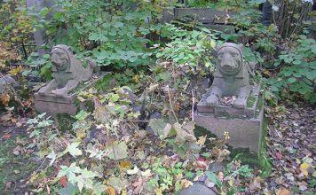 Rusia, cementerio judio