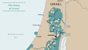 acuerdo del siglo, Donald Trump, Israel, palestinos